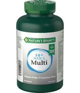 Nature's Bounty 50+ Men's Multi