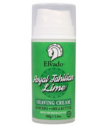Elvado Royal Tahitain Lime Shave Cream Pump
