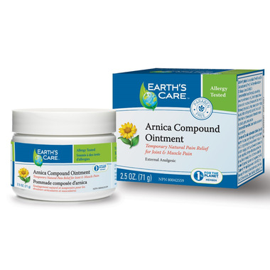 Earth\'s Care Arnica Compound Ointment