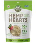 Manitoba Harvest Organic Hemp Hearts Raw Shelled Hemp Seeds