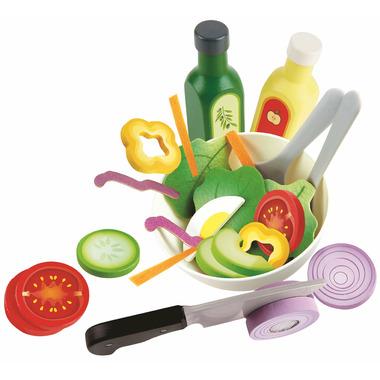 Hape Healthy Salad Playset