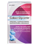 Colace Original Glycerin Suppositories for Infants And Children