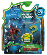 DreamWorks Hookfang Mystery Dragon Figures