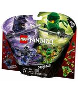 LEGO Ninajago Spinjitzu Lloyd vs. Garmadon