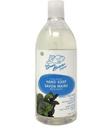 Green Beaver Fresh Mint Foaming Hand Soap Refill