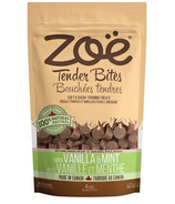 Zoe Tender Bites Vanilla and Mint