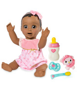 Luvabella Baby Doll Dark Brown Hair