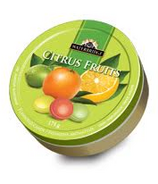 Waterbridge Travel Tin Citrus Fruit Candy