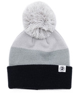 Headster Tricolor Grey Beanie
