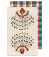 Now Designs Dishtowel Set Tommy Turkey