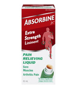 Absorbine Jr. Extra Strength Liniment Pain Relieving Liquid