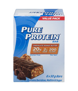 Pure Protein Bar Chocolate Peanut Butter Case