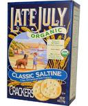 Late July Organic Classic Saltine Crackers