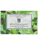 Brompton & Langley Rosemary Mint Bar Soap