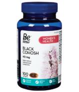 Be Better Black Cohosh 40mg