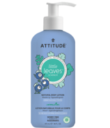 ATTITUDE Little Leaves Body Lotion Blueberry