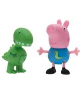 Peppa Pig George Playtime Fun