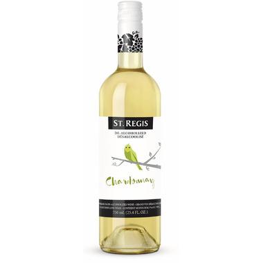 St. Regis De-Alcoholized Wine Chardonnay Blanc