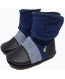 Nooks Design Booties Deep Sea 18-24M