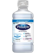 Pedialyte Electrolyte Drink Oral Rehydration Solution Unflavoured