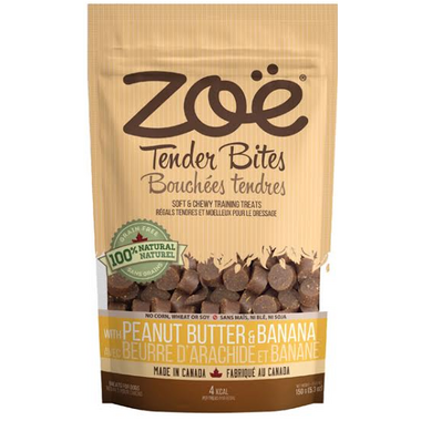 Zoe Tender Bites Peanut Butter and Banana