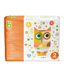 babyganics Skin Love Ultra Absorbent Diapers Size 2