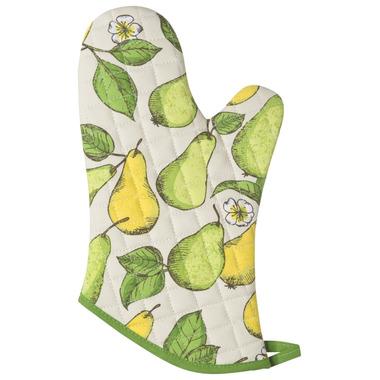 Now Designs Oven Mitt Pentiful Pears
