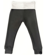 Today's Modern Bebe Child Joggers Charcoal
