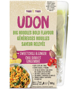 Tiger Tiger Udon Noodle Kit Sweet Chilli And Ginger