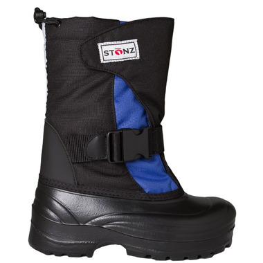 Stonz The Trek Youth Winter Bootz State Blue & Black