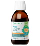 Organika Kids Liquid Zinc with Vitamin C