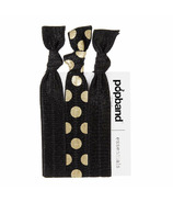 Popbands Essentials Gold Dust Hair Ties