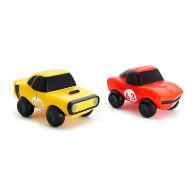 Munchkin Magnet Motors Red & Yellow