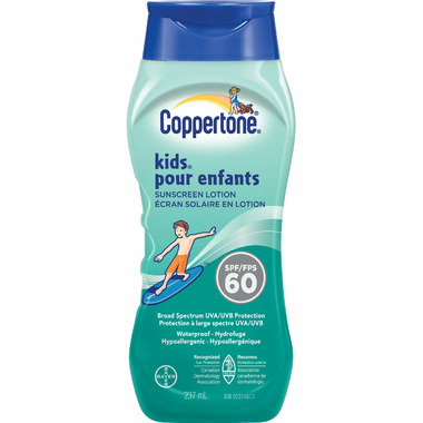 Coppertone Kids Sunscreen Lotion SPF 60