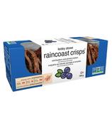 Lesley Stowe Raincoast Crisps Wild Blueberry and Almond Crackers