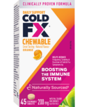 COLD-FX Chewables Orange