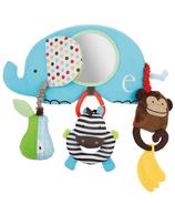 Skip Hop Alphabet Zoo Stroller Bar Activity Toy