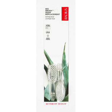 Radius Source Toothbrush Replacement Heads