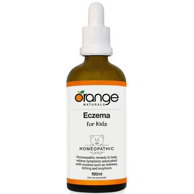 Orange Naturals Eczema for Kids