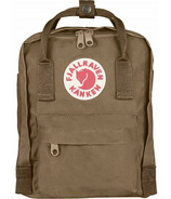 Fjallraven Mini Kanken Backpack Sand
