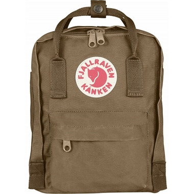 Fjallraven Mini Kanken Backpack Sand