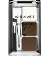 Wet N Wild Ultimate Brow Kit brun foncé