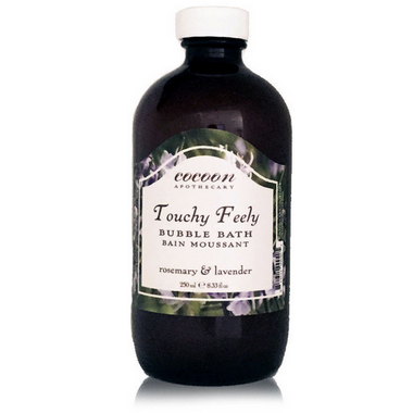 Cocoon Apothecary Touchy Feely Bubble Bath Rosemary & Lavender