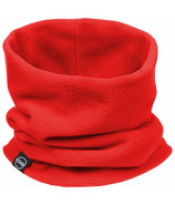 Kombi The Comfiest Neckwarmer Junior Maple Leaf Red