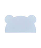 We Might Be Tiny Bear Placemat Powder Blue