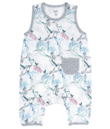 Nest Designs Bamboo Sleeveless Romper Hummingbird