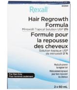 Rexall Hair Regrowth Formula For Men