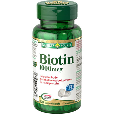 Nature\'s Bounty Biotin