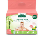 Aleva Bamboo Wipes & Diapers