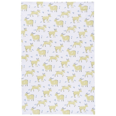 Now Design Goats Tea Towel